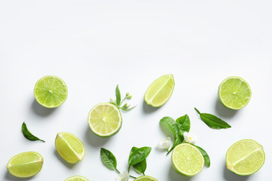 OSSA_lime slices with branches