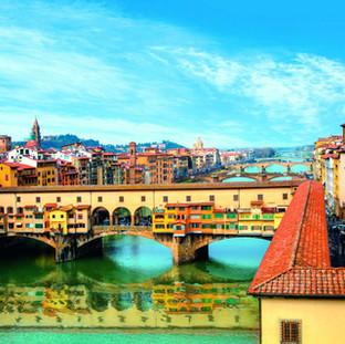 21. 21.Ponte Vecchio (1345) Florence, Italy_Credit Jakob Fischer