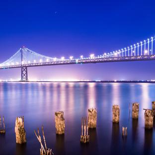 7. West Span (2013) Bay Bridge, San Francisco_Credit Shutterstock