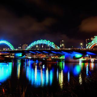16. Dragon Bridge (2013) Da Nang, Vietnam_Credit Shutterstock
