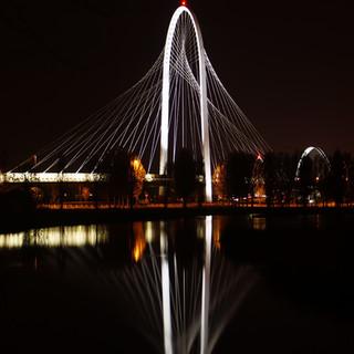 11. Margaret Hunt Hill Bridge (2012), Dallas_ Credit Shutterstock