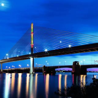 13. I-280 Veterans' Glass City Skyway (2007) Toledo, Ohio_Credit FIGG Bridge Group