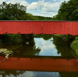 15. Hogback Covered Bridge (1884), Winterset, Iowa_Credit Carol M. Highsmith Archive/Library of Congress