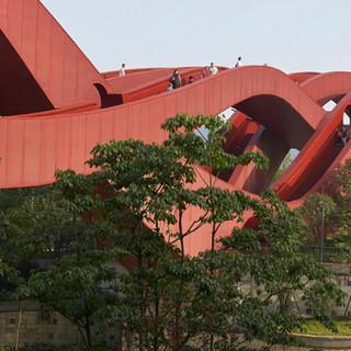 12. Lucky Knot Bridge (2016) Changsha, China_Credit NEXT Architects