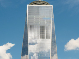 Architecture Here and There Review of One WTC