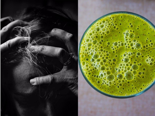 THE BEST NATURAL REMEDY TO ESCAPE FROM DANDRUFF DISEASE, IT WILL SUBSIDE IN A FEW DAYS