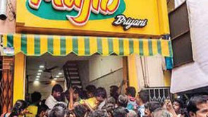5 paisa Biriyani-challenge ended up in restaurant closure. A restaurant in Tamil Nadu was closed due