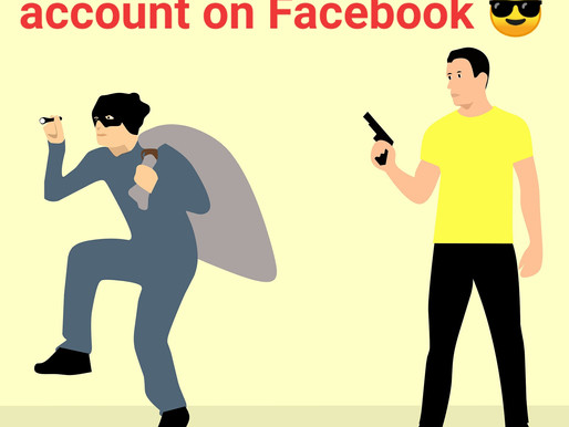 See how I nabbed a fake profile on facebook
