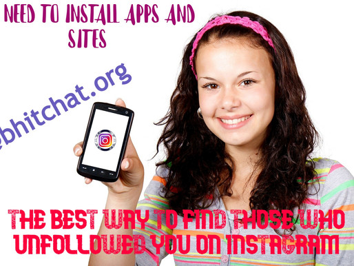 The best trick to know who unfollowed you on Instagram. No need to install apps and open sites