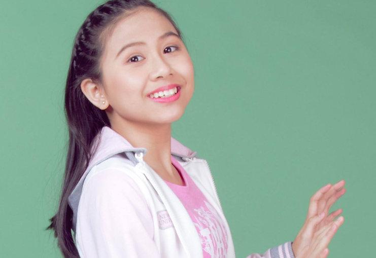 Trisha Canete Euro Talent Festival Pinoy