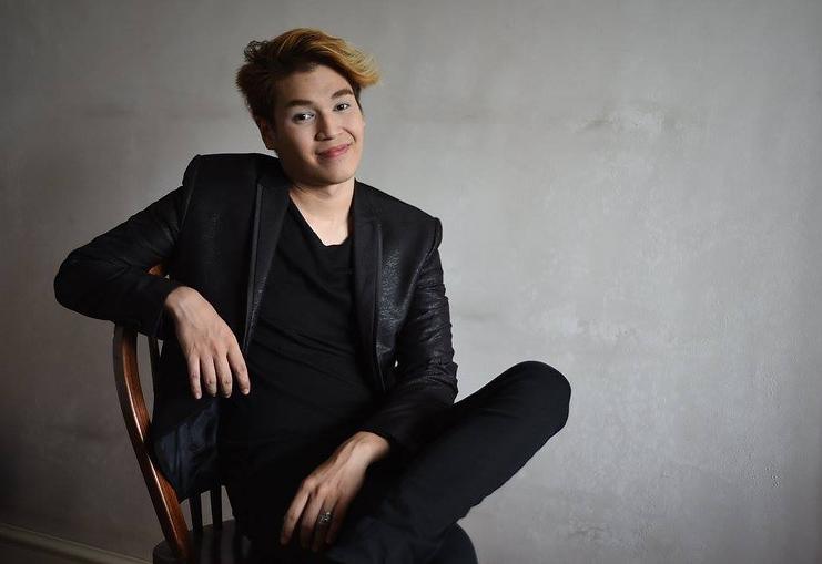 Jude Concon Euro Talent Festival Pinoy P