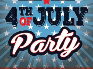 4th Of July At Your Bar