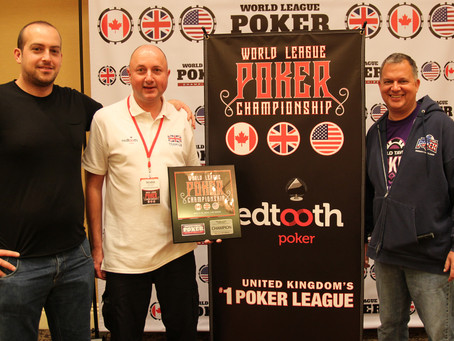 Complete! Deep Stack Championship (11/7)
