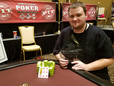 COMPLETE! World League Poker Championship (11/7)