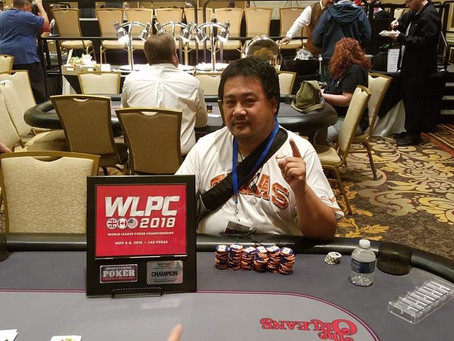 West Coast Poker League Championship (Nov. 4)