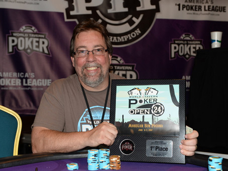 COMPLETE! Gold Rush Deep Stack Championship (June 4th)