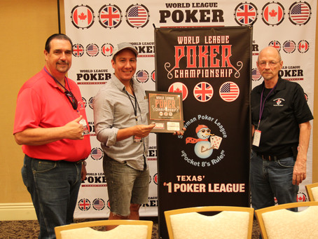 Complete! Snowman Poker Championship (11/8)