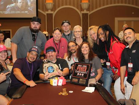 Complete! West Coast Poker Championship (11/6)
