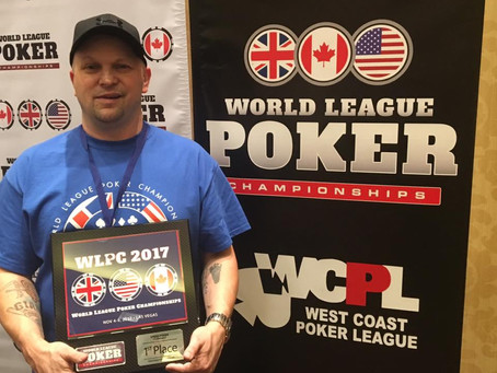 COMPLETE! Speed Poker Tournament (Nov 6th)