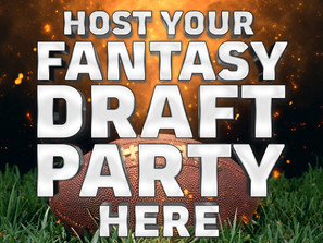How To Host Fantasy Draft Parties At Your Venue