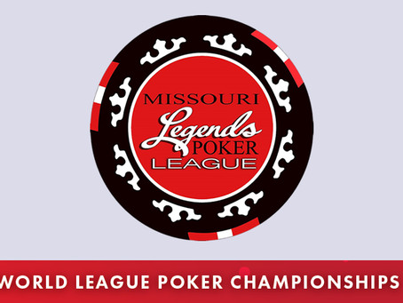 Missouri Legends Poker Championship (Nov. 6)