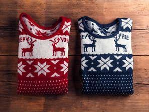 Ugly Sweaters and Bowl Games at Your Bar