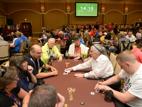 COMPLETE! Snowman Poker League Championship (Nov 7th)