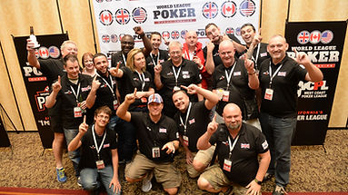 Redtooth Poker players at the WLPC