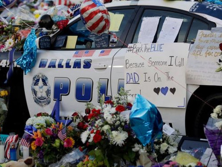 Relinquishing the Term Police Brutality: Healing After the Dallas Shooting