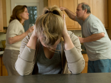Increased Family Time Leading to Increased Stress and Conflict.