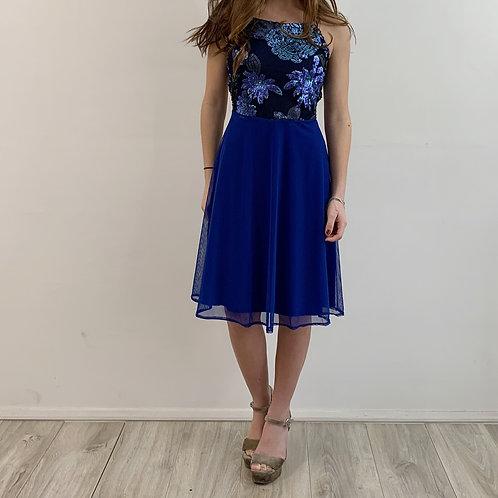 Agustina azul