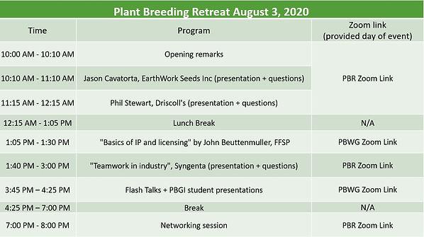 PBR 2020 Schedule FINAL