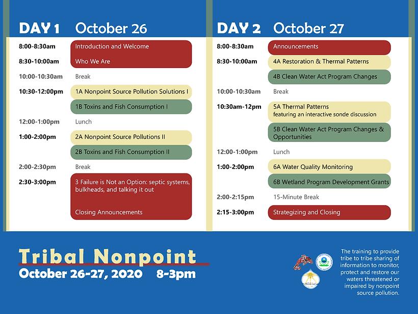 Agenda at a Glance _TribalNonpoint_10162