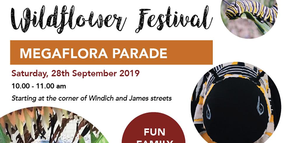 MegaFLORA Parade