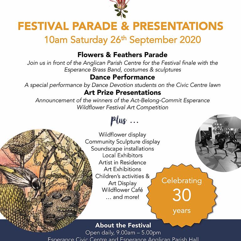 Festival Parade & Presentations