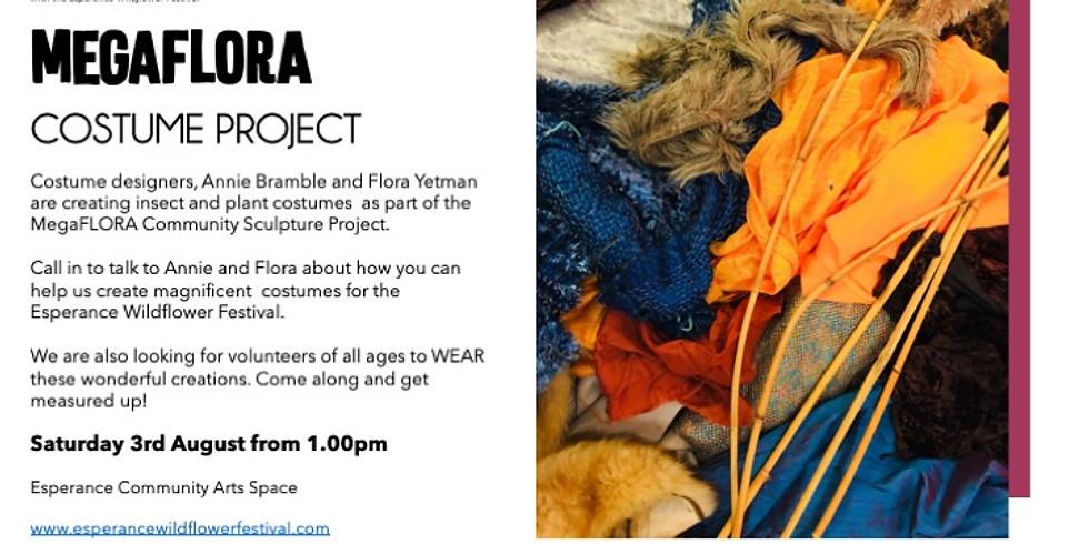 MegaFLORA Costume Project