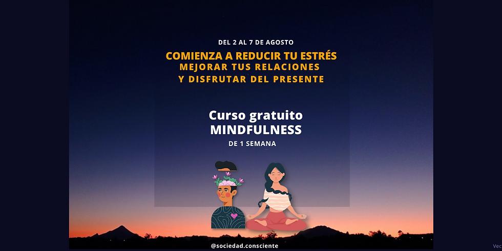 Curso GRATUITO de Mindfulness
