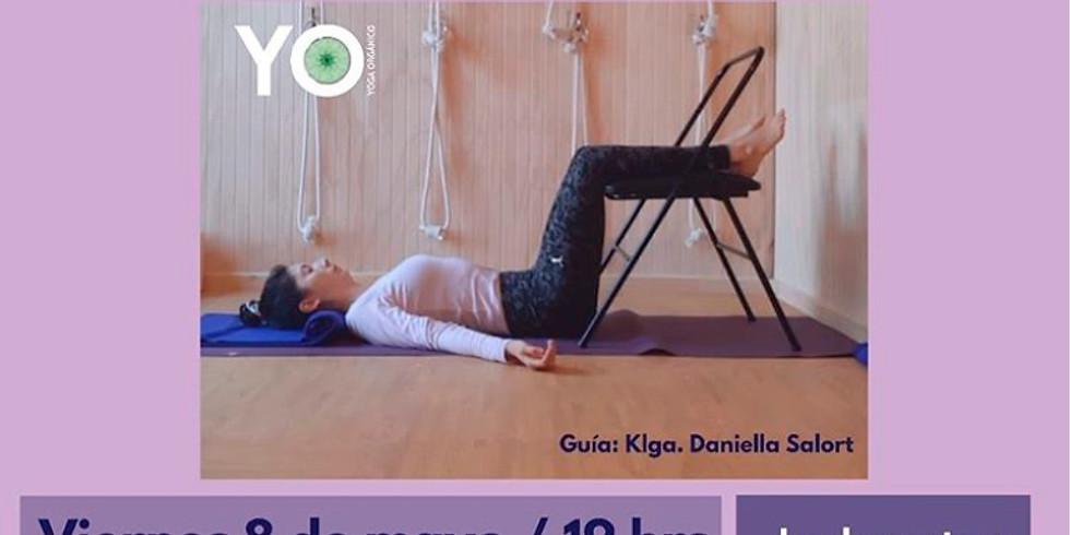 Yoga Orgánico para la Fibromialgia