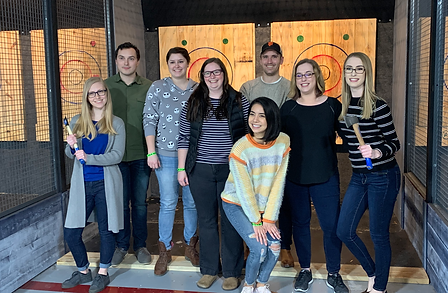 Join league for Axe Throwing in Raleigh, NC