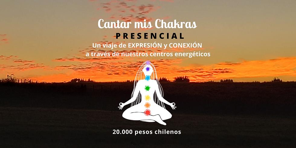 Cantar mis Chakras PRESENCIAL Septiembre