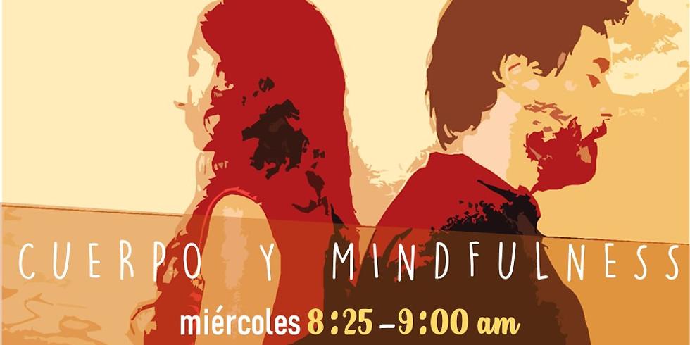 Cuerpo y Mindfulness para un despertar presente y consciente