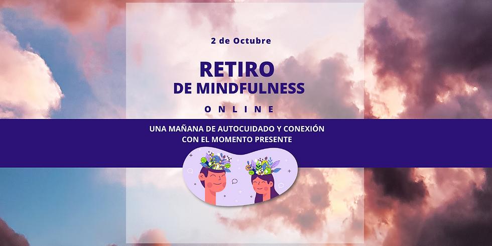 Retiro de Mindfulness OCTUBRE
