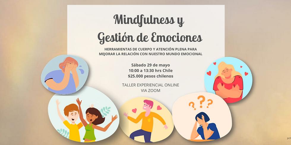 Taller Mindfulness y Gestión de Emociones