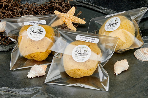 Caribbean Silk Facial Sponges