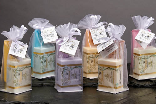 Soap and Lotion Gift Bag