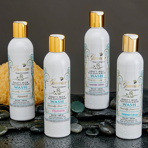 Goats Milk Face, Hand and Body Wash