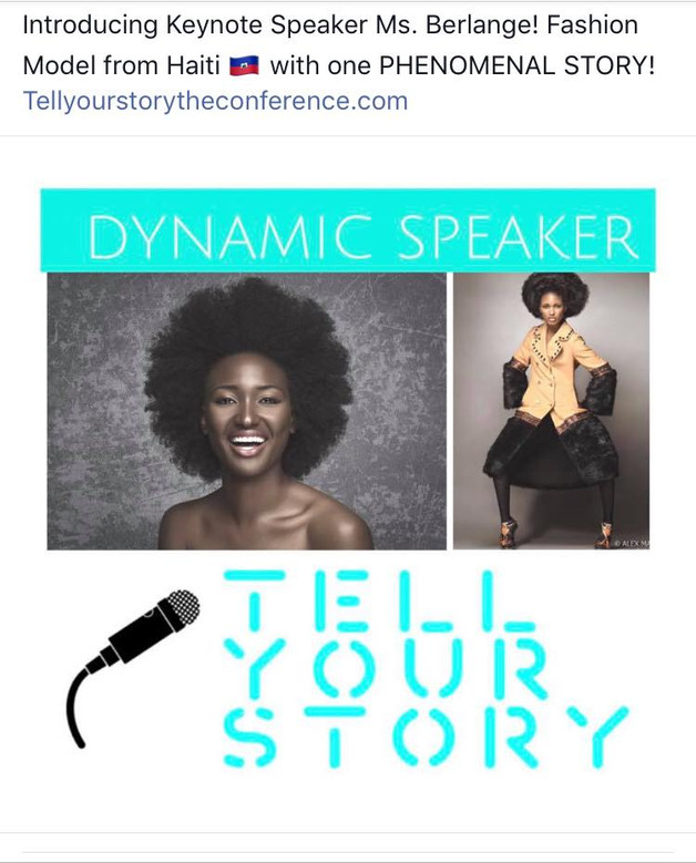 Tell Your Story Conference