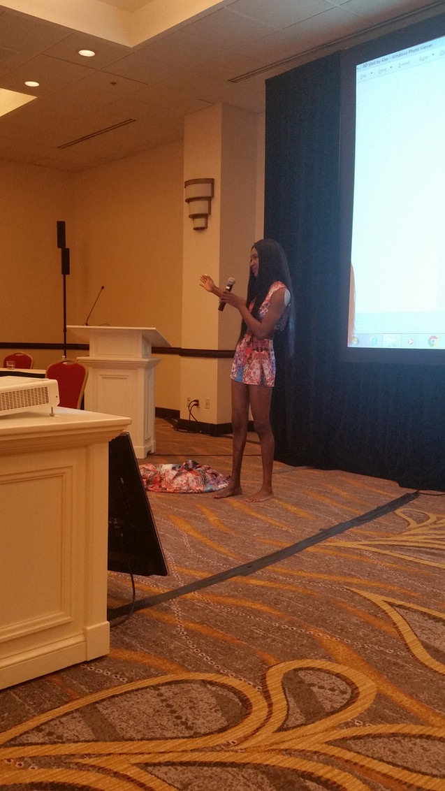Speaking At The KTS Conference In Minneapolis PT 3