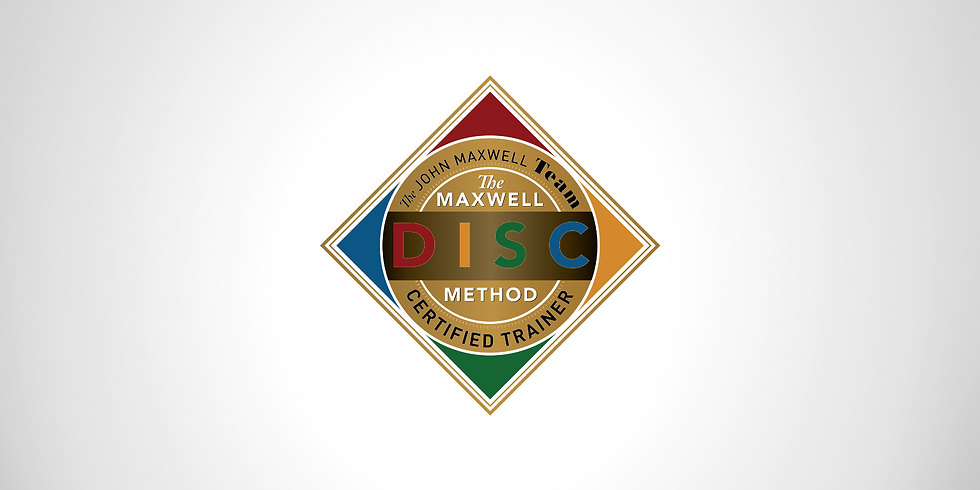 COMING SOON: Maxwell DISC Assessment