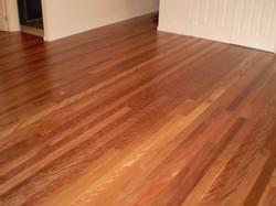 Brushbox floor